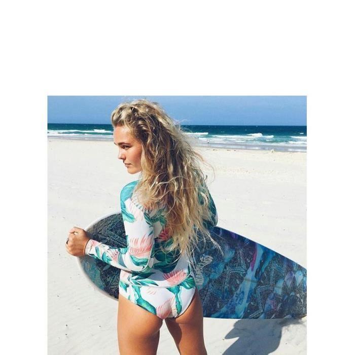 maillot de bain surf femme