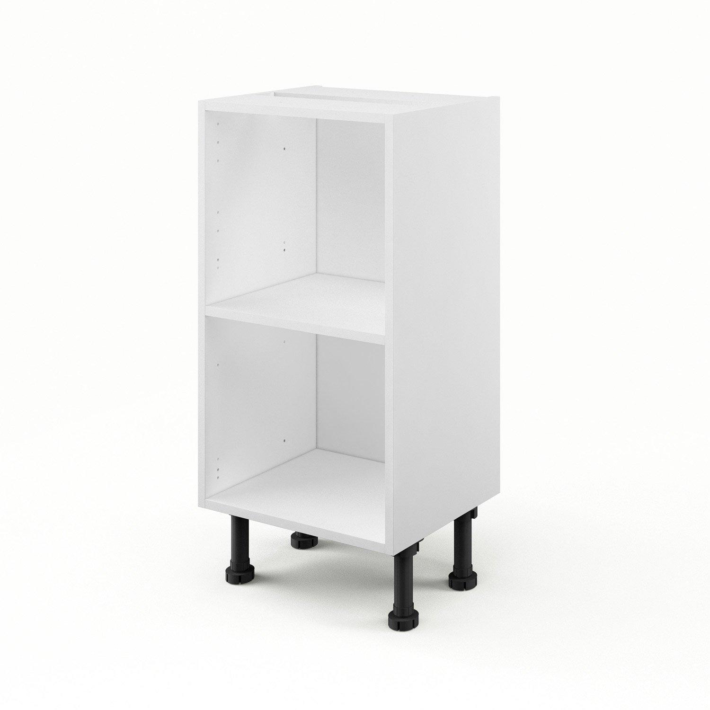 meuble cuisine bas profondeur 40 cm