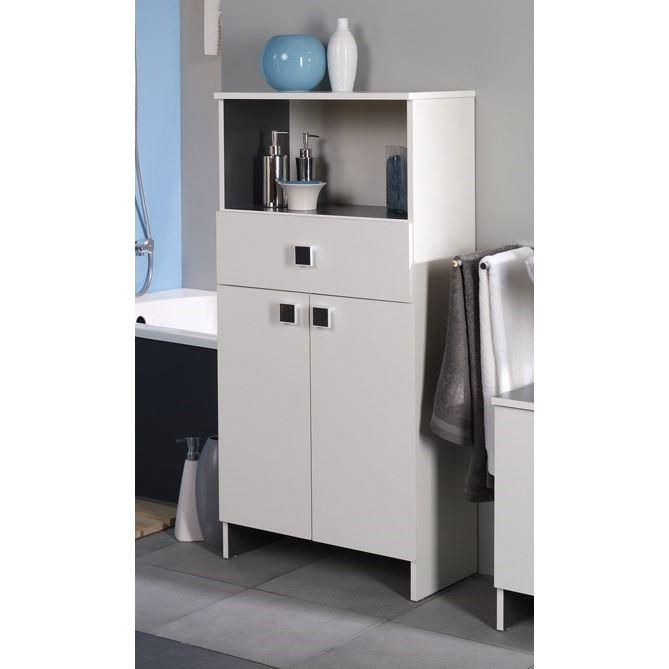 meuble de rangement de salle de bain
