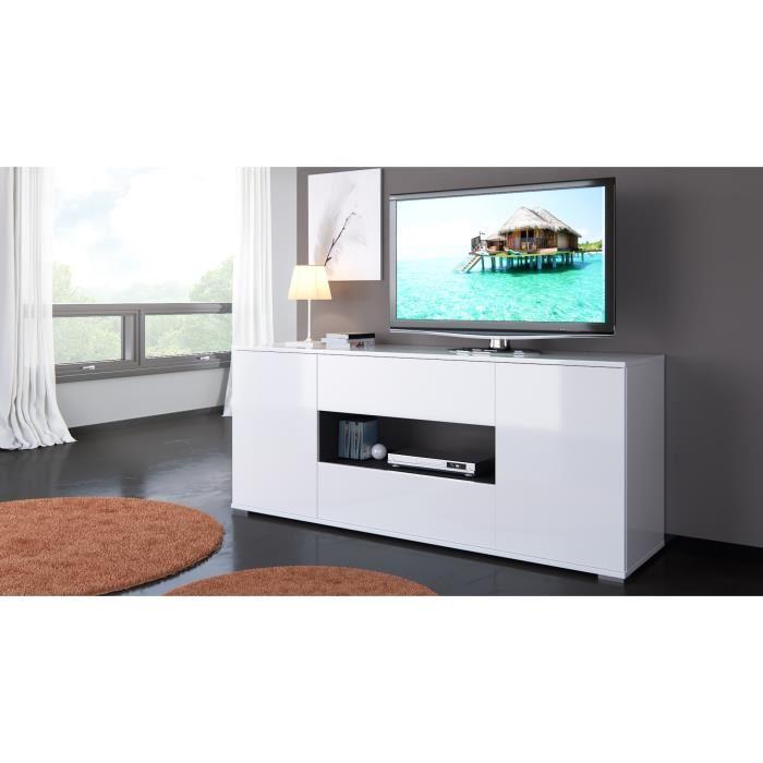 meuble tv haut