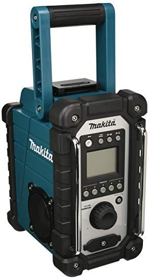 radio chantier makita
