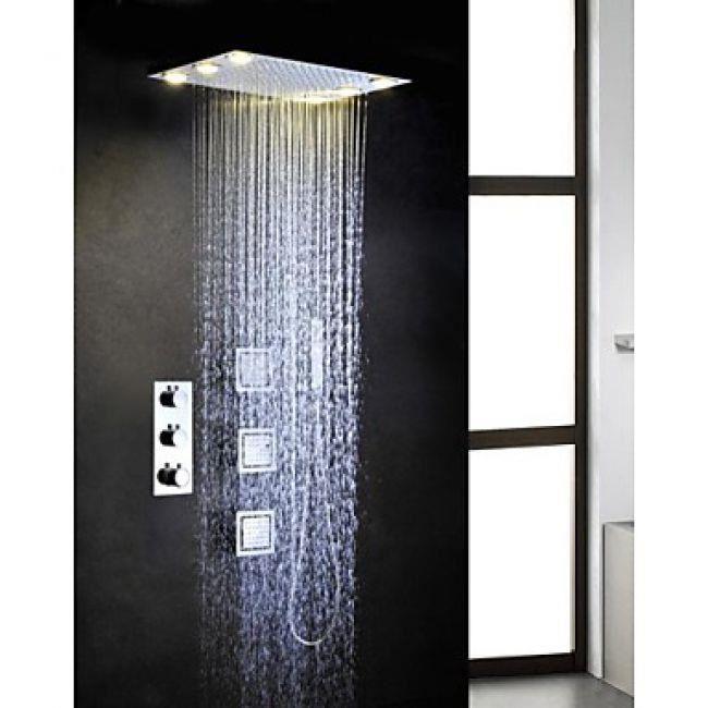 robinet de douche encastrable