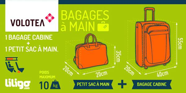 ryanair dimension bagage