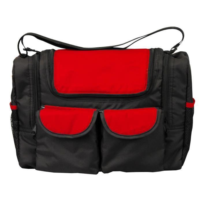 sac a langer rouge