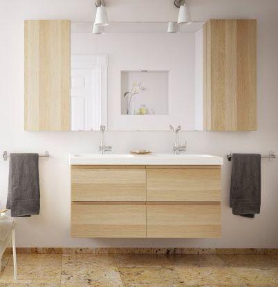 salle de bain godmorgon