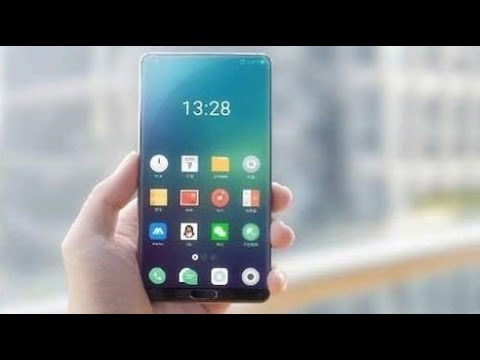 smartphone borderless