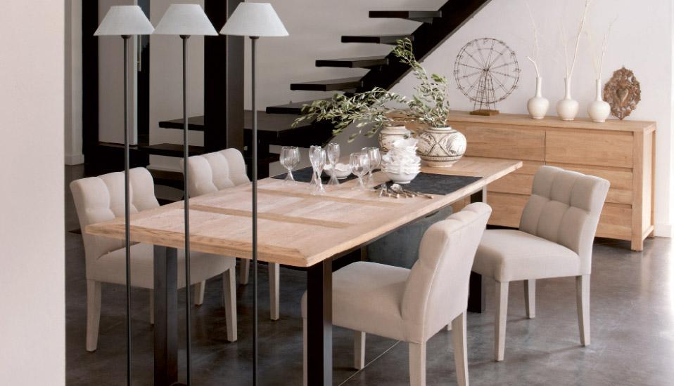 table salle a manger avec chaises