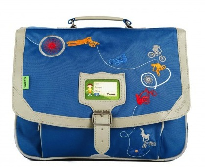 taille cartable cp