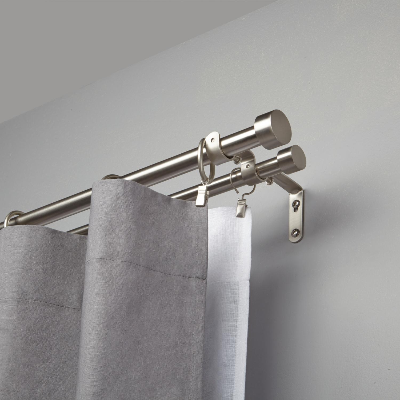 tringle a rideau double