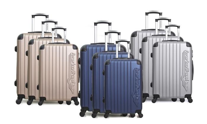 valise american travel