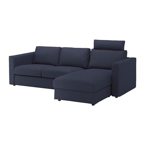 canapé avec appui tete