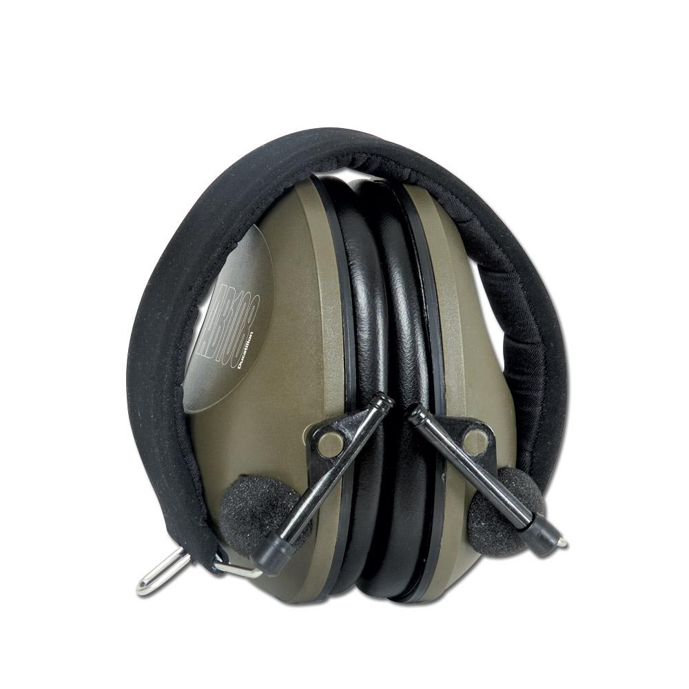 casque de chasse electronique