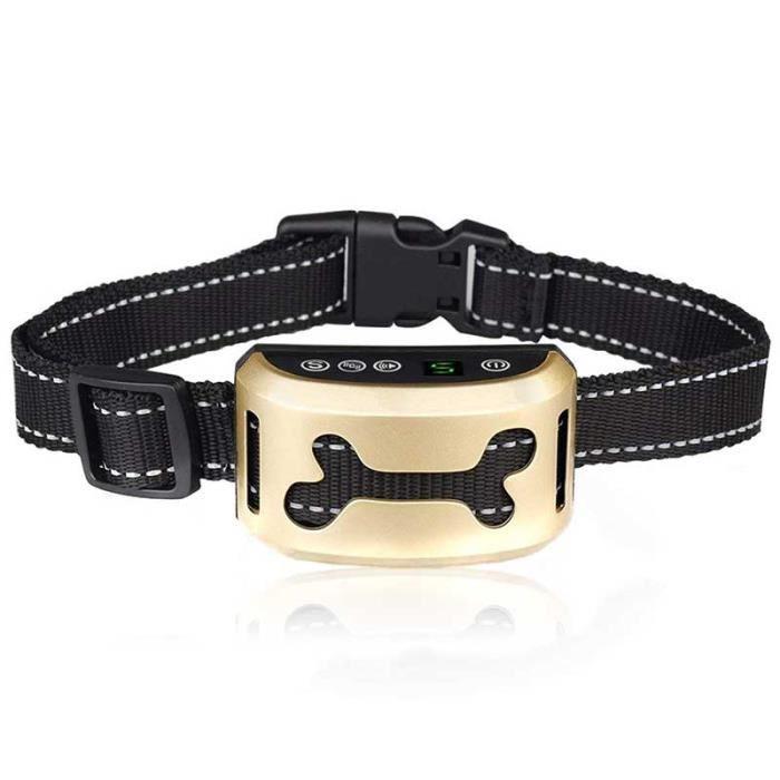 collier chien anti aboiement