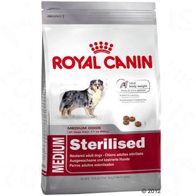 croquette chien stérilisé