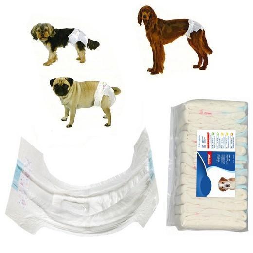 culotte pour chien