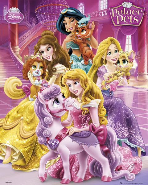 disney princesse palace pets