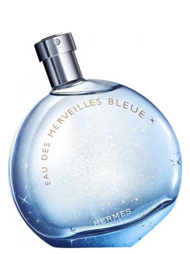 eau des merveilles bleue hermes