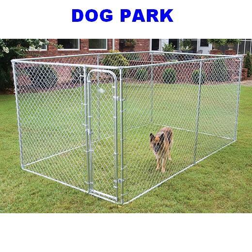 enclos chien