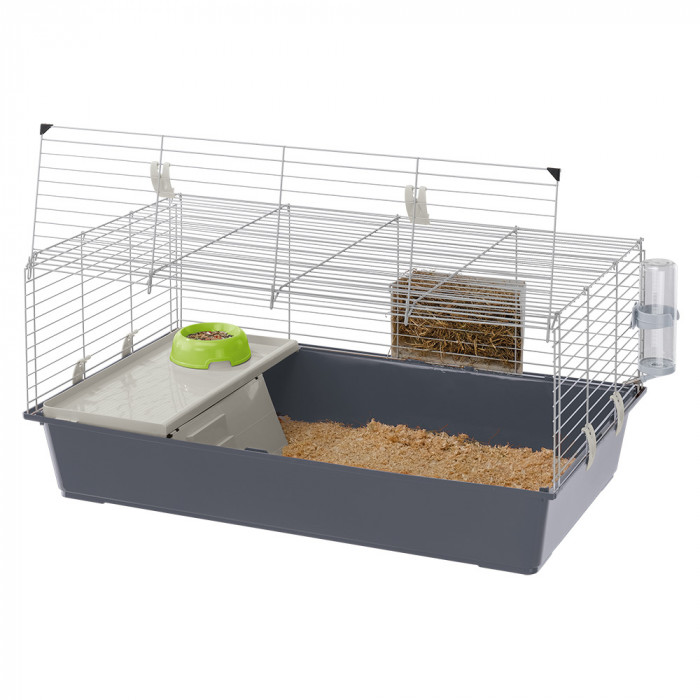 ferplast 100 rabbit cage