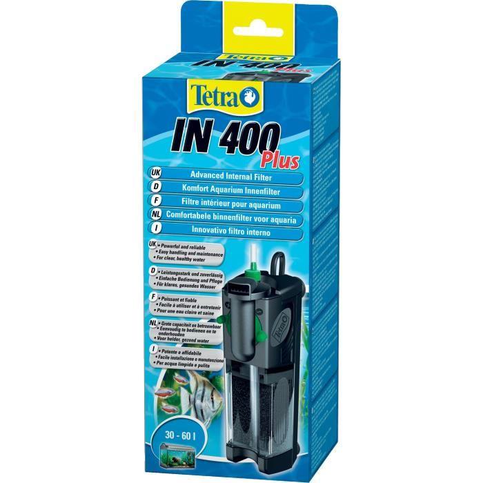 filtre aquarium 60l