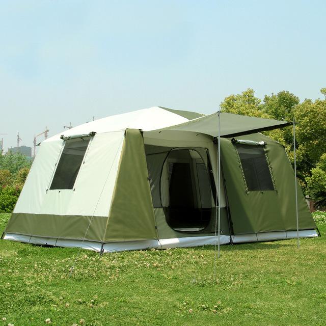 grande tente camping