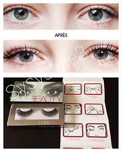 huda beauty cils
