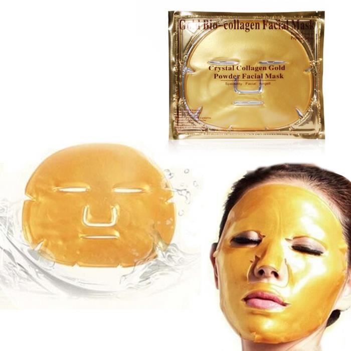 masque collagene