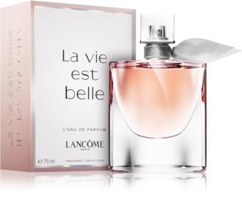 parfum femme la vie est belle