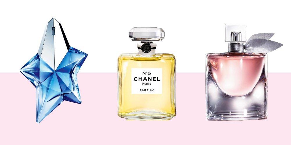 parfum femme les plus vendus