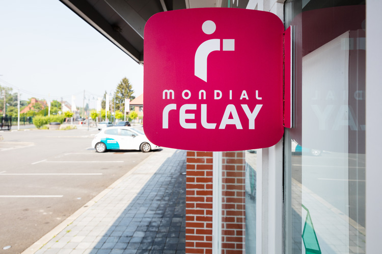 point relais mondial relay