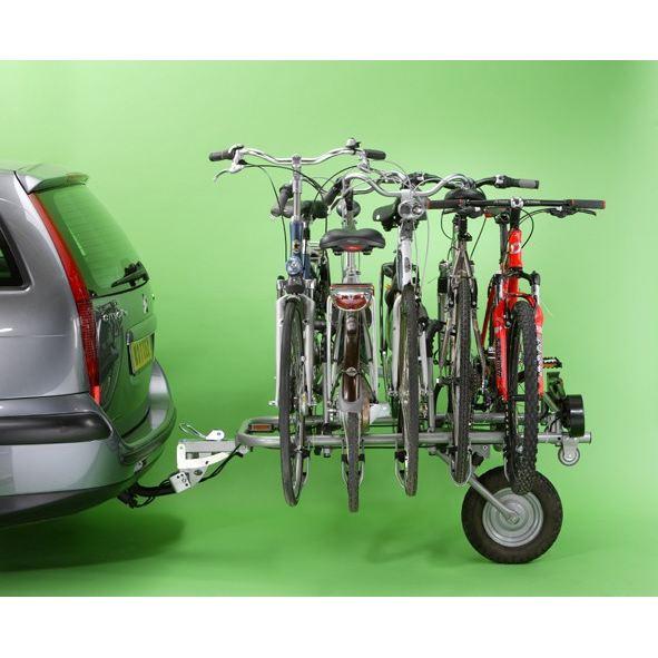 porte vélo 5 vélos