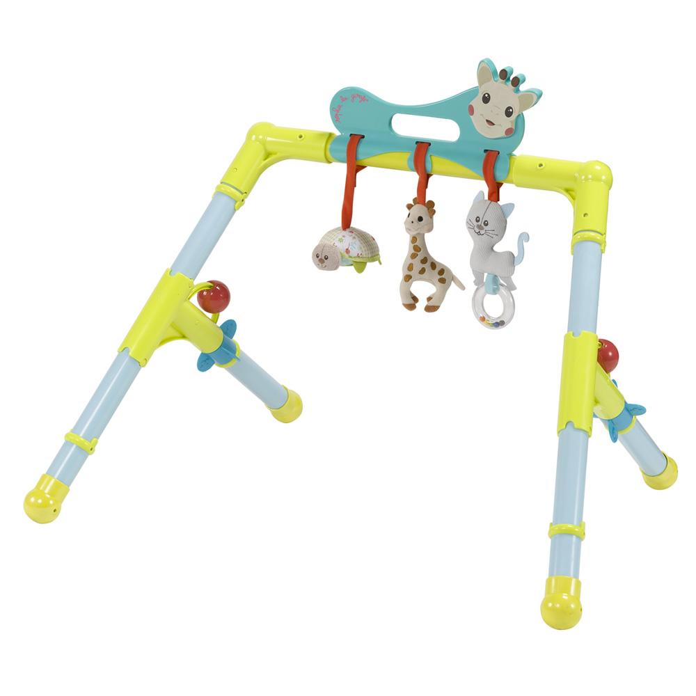 portique évolutif sophie la girafe