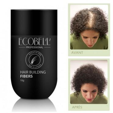 poudre cheveux