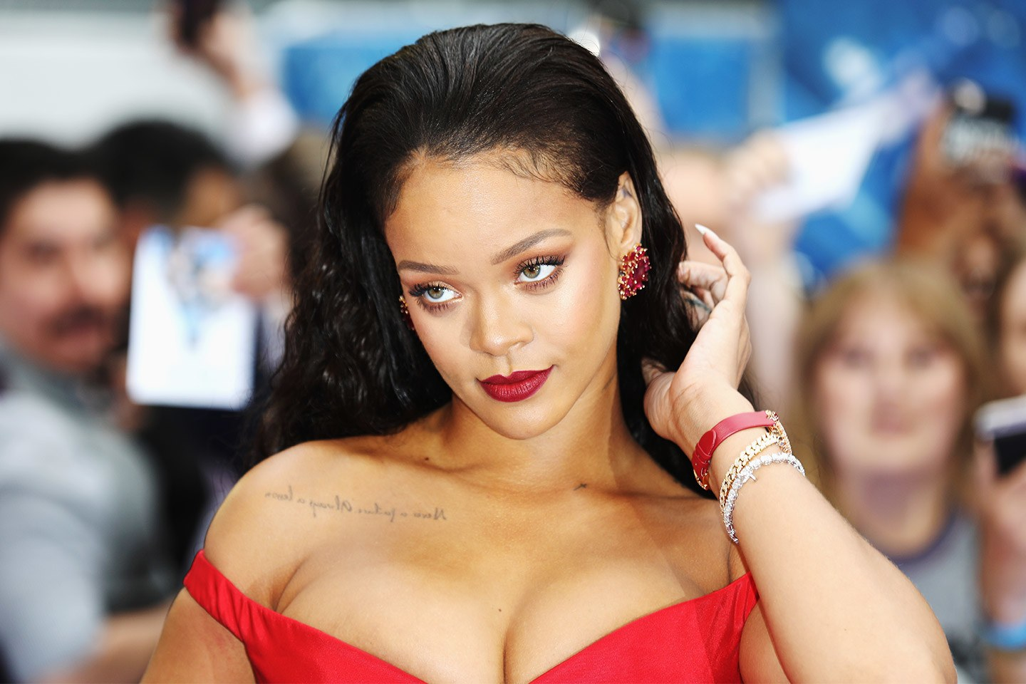 rihanna beauty
