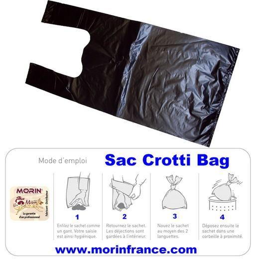 sac a crotte