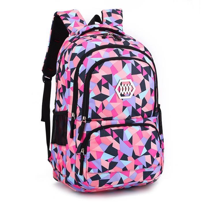 sac à dos fille primaire