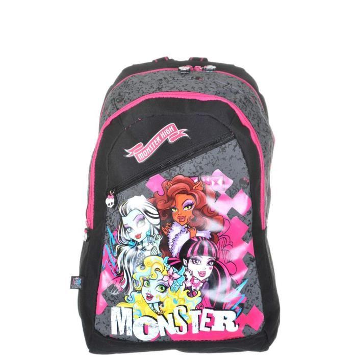 sac à dos monster high