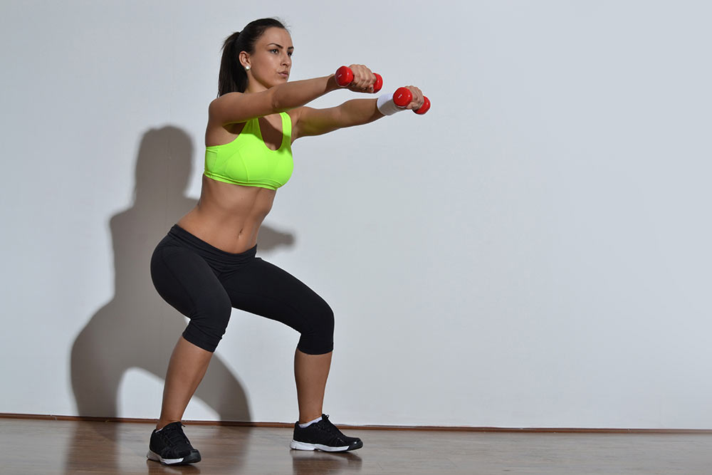 sport squat