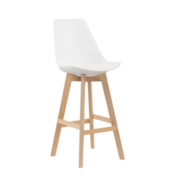 tabouret bar scandinave