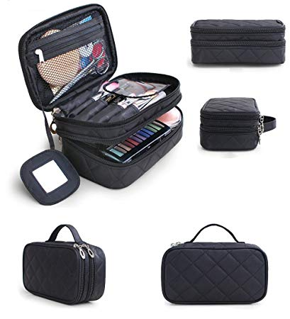 trousse maquillage compartiment