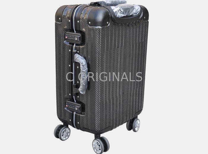 valise fibre de carbone