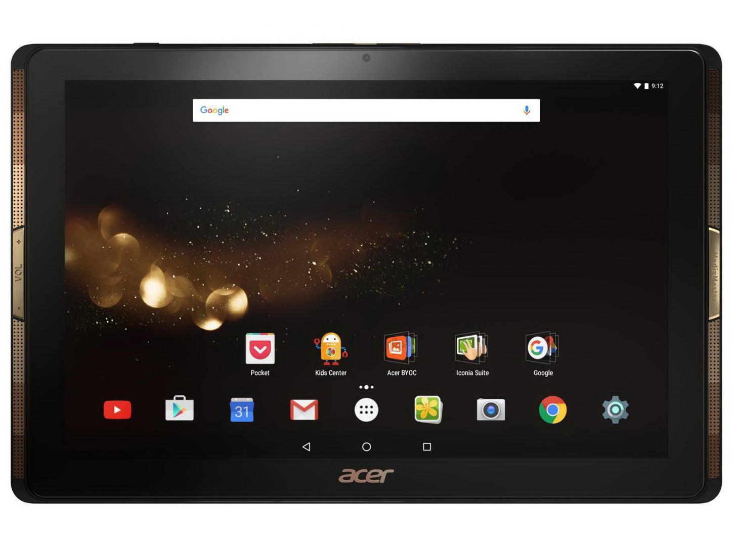 acer tablette