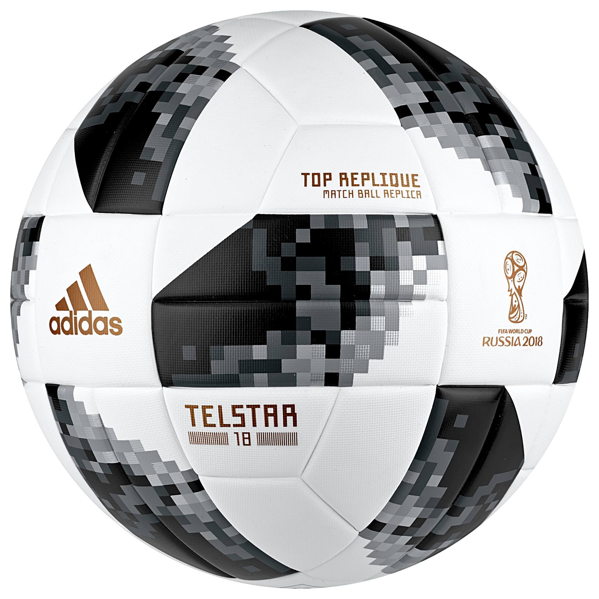 ballon de foot 2018