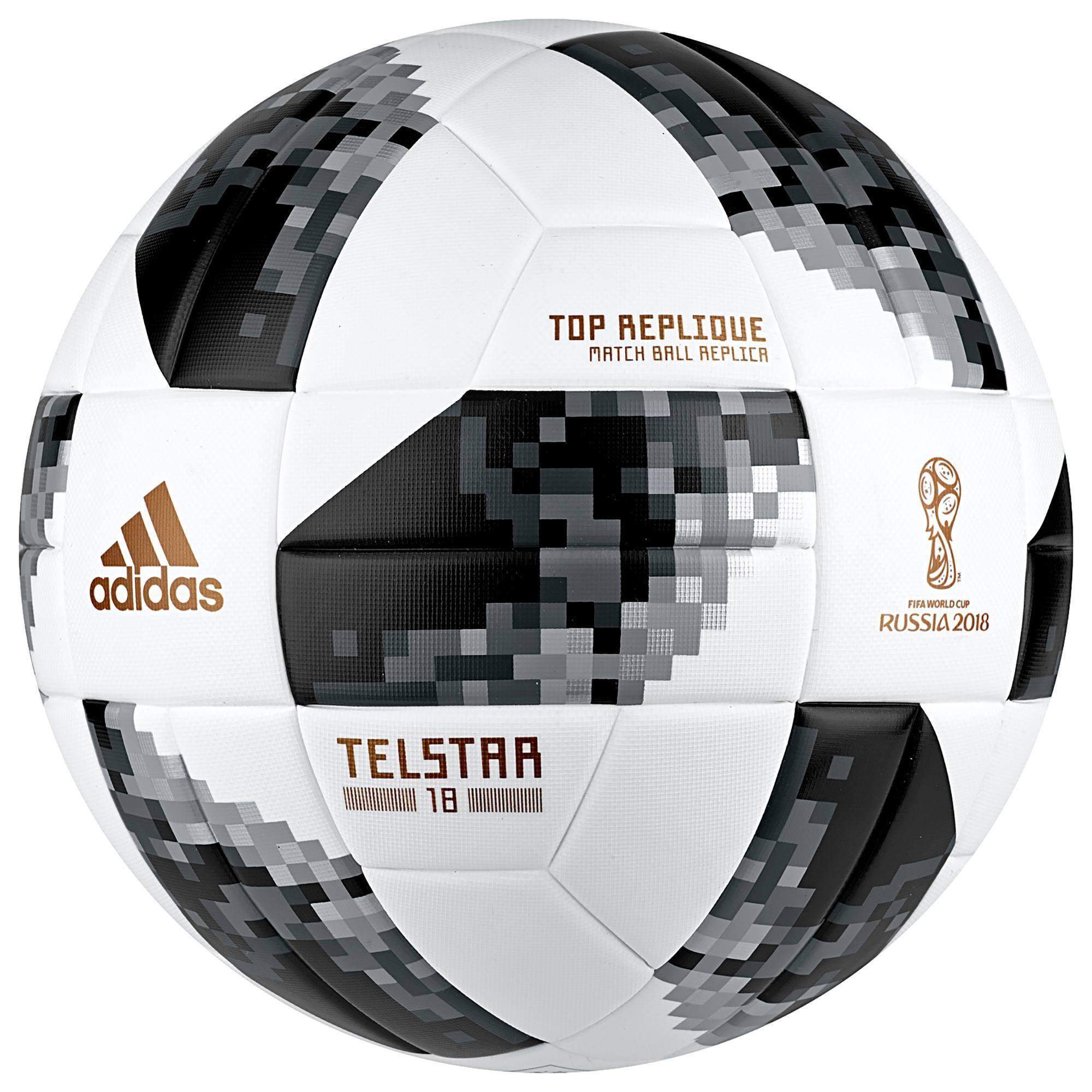 ballon de foot coupe du monde 2018