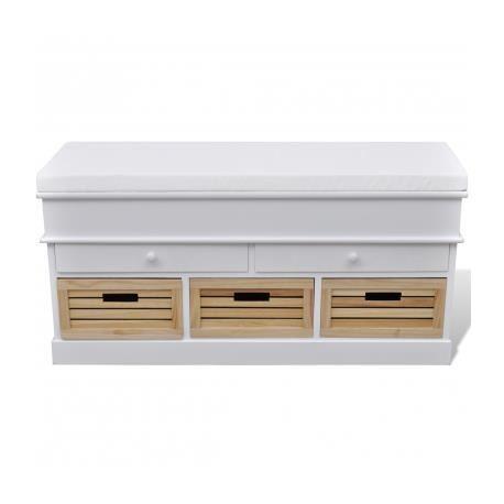 banc tiroir