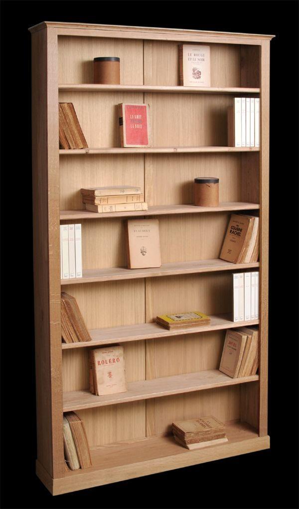 bibliothèque petite profondeur