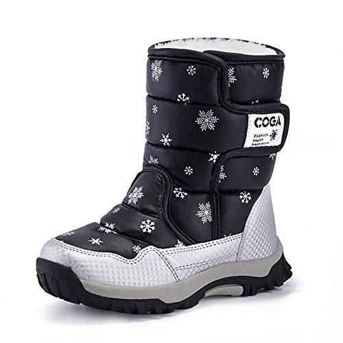 bottes neige garcon