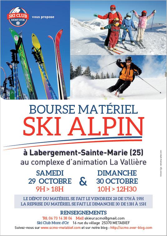 bourse au ski