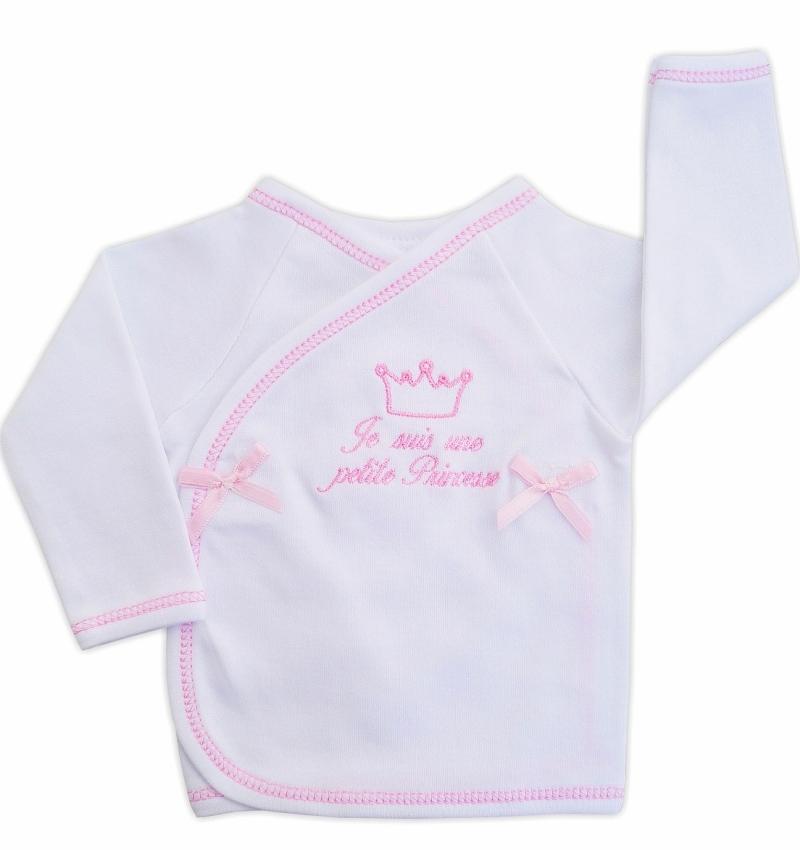 brassière coton bébé