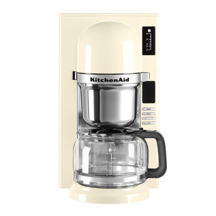 cafetiere kitchenaid